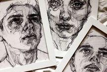 çizim, sanat