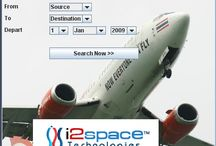 i2space provides Flight Booking Software within your budget