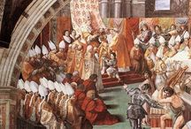 Carlomagno / Carlomagno, el gran emperador del Sacro Imperio, muy a su pesar. Lee la historia completa en : http://4vium.blogspot.com.es/2015/12/carlomagno.html