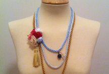 COLLARES / En el cuello.....¿por qué no se algo original y lucir estos exclusivos collares? Combinan con todo y para cualquier ocasión.