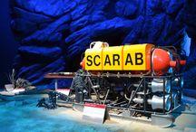 Exposition les télécoms sous-marines