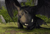 Como treinar seu dragão. ❤
