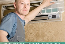 Heating And Air Conditioning Repair / by Eden's Heating and Cooling