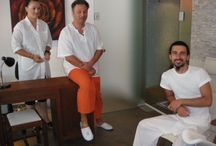 Santorini Lilium Zen Spa Staff / Lilium Zen Spa staff