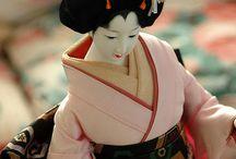 Bunraku, kabuki, noh ++