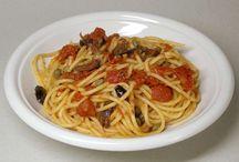 Pasta... e basta... - Only...pasta :) / Da buon italiano, meglio di un buon piatto di pasta non c'è altro... :)