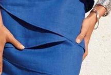 Vestidos lino