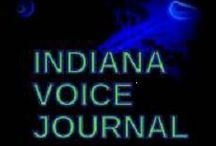 Indiana Voice Journal News / Publication News, Updates, Contests, Submission Call Outs, New Issues.