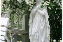 figury świętych