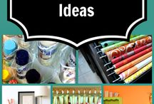 Crafts - Organize Ideas