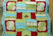 Quilt Colors and Ideas / by Donna 'Wolf' Raymond