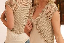 Crochet / Bolero Vest
