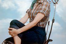 Cine. Ava Gardner