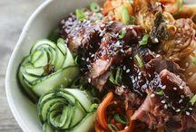 Jedzenie koreańskie