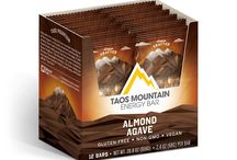 Taos Mountain Energy Bar / Brand of healthy energy bars that are packed with nutritious, real ingredients to keep you going all day long. https://savorfull.com/brand/taos-mountain-energy-bar/