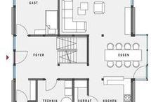 Haus - Grundrisse