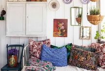 Floral Interiors / by Fi Bluebellgray
