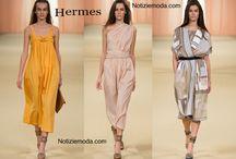 Hermes / Hermes collezione e catalogo primavera estate e autunno inverno abiti abbigliamento accessori scarpe borse sfilata donna.