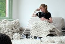 DIY's & Ideas - Knitting / by Pascale De Groof