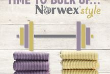 Norwex / The most amazing products ever!  Eco-friendly cleaning products, healthy family, healthy planet.  / by Tami Smith