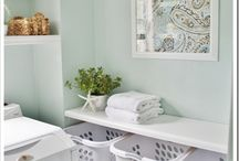 Decorate It!  Laundry Room / by Ruth Music