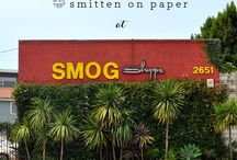 Smitten with Places / by Smitten on Paper