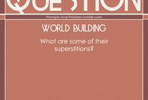 world building - questions