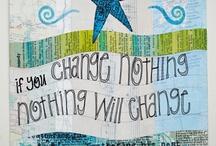 Quotes / by Lynn St John