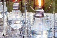 Iluminación jardín ideas