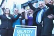 Gilroy Steel - about us