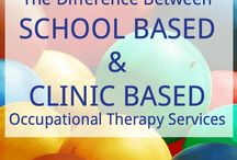 Pediatric Occupational Therapy Information