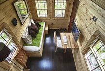 Tiny home dreams / Ideas from tiny homes for my future build