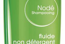 Nodé - plaukams ir galvos odai / Nodé Jūsų plaukams ir galvos odai siūlo nepriekaištingai toleruojamus aktyviųjų ingredientų ir tinkamos tekstūros derinius.