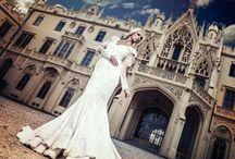 Wedding dress by Miriam Janásová