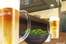 Isekai Izakaya Nobu #Anime / Collection of behind-the-scenes images and artwork from the anime series Isekai Izakaya #Nobu!  ⇒ Like anime? Discover more at https://livejapan.com/en/article-a0002187/! ⇒ Isekai Izakaya Nobu official website: https://r.gnavi.co.jp/nobu/en/