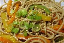 Asian Flare cooking / by Thippi Noodleonthat