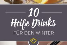 Heiße Drinks // Hot Drinks