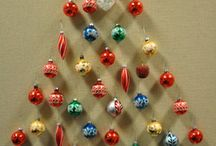 chirstmas tree ideas / that time of the year where you look for inspiration.....