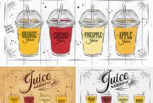 Membuat juice