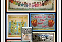 Bulletin Boards / by Nicole Bolduc
