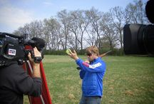 "Shooting USA's Impossible Shots / Impossible Shots features the great exhibition shooters, masters of the longbow, and those who attempt the ""impossible."" Wednesdays on the Outdoor Channel.  / by Shooting USA"