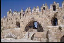 All about JERUSALEM, Israel / My favorite places, views and experiences in the City of the Great King.  / by Rita Adams