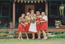 Sukienka na jesienne wesele