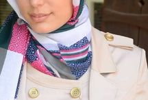 Hijab for allah and only / by Farah Ghamrawi