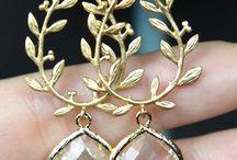 Weddings, Jewelry / Beautiful wedding jewelry inspiration
