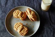 cookie monster / alllllllllll sorts of cookies