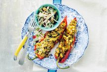 Recepten aardappels, groente