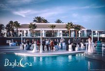 Evento presentazione Amaluna / il Baglio della Luna presenta una nuova area piscina. Evento di inaugurazione.