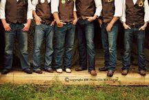 Men's wedding attire