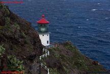 Oahu Lighthouses